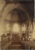 The chancel in 1889