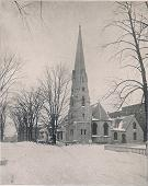 The church in 1900