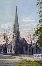 The church in 1910