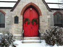 Red Doors at GEC